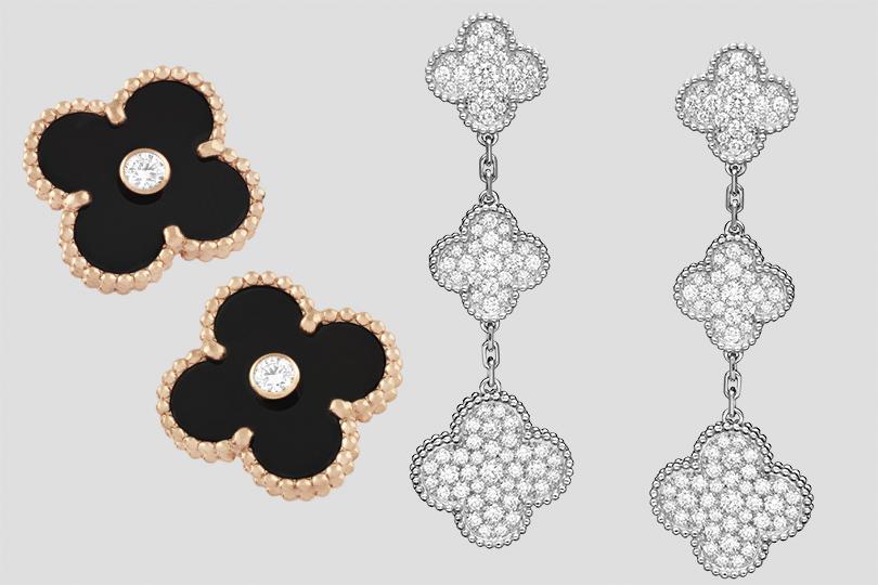 Коллекция Alhambra Van Cleef &Arpels, впервые представленная в1968году, остается визитной карточкой ювелирного дома