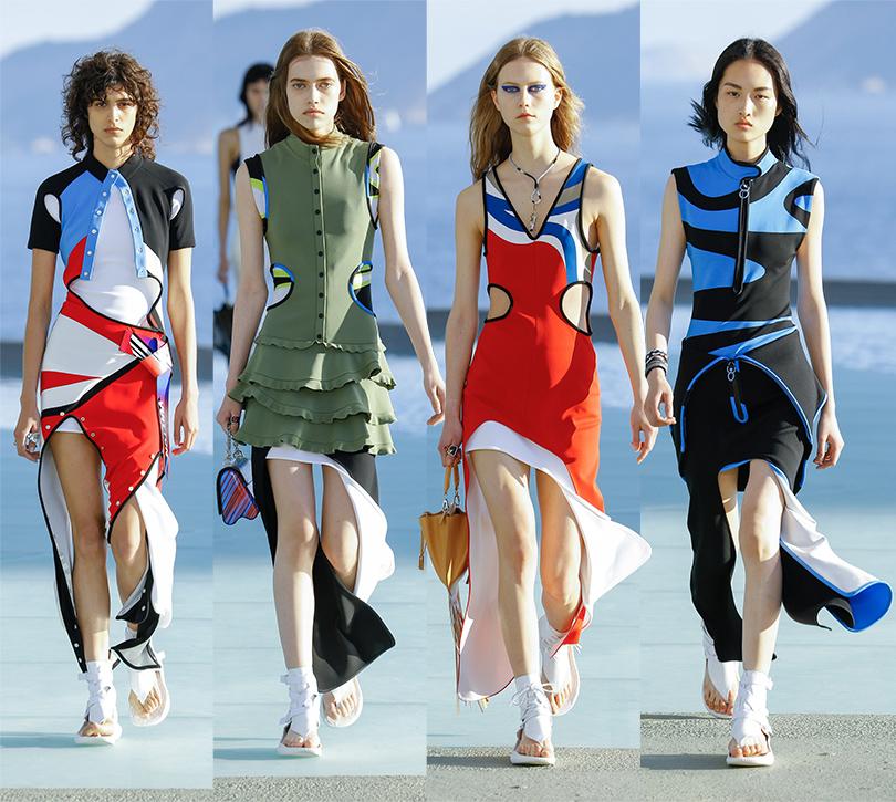 Style Notes: показ круизной коллекции Louis Vuitton в Рио
