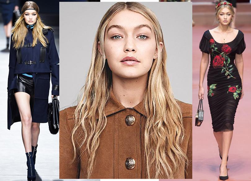Мода и бизнес: новое поколение супермоделей. Джиджи Хадид