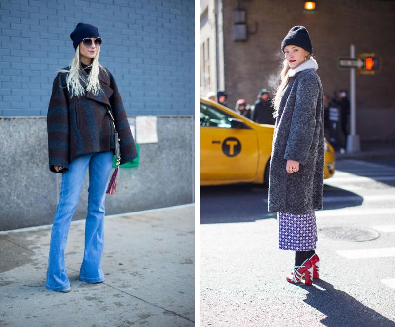 Лучшие образы на Неделе моды в Нью-Йорке: модный блогер Шарлотта Гроенвельд, фотограф Кейт Фоули