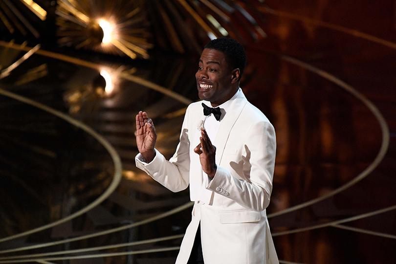 Oscars Special 2016: Ведущий церемонии Крис Рок немного утомил шутками про «чернокожих»