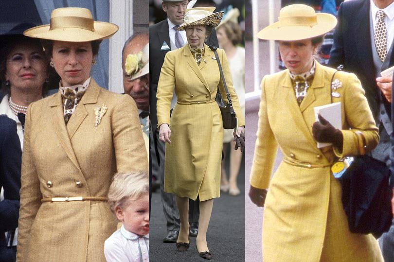 Тренд на outfit recycling: носить платья по два раза считают уместным Принцесса Анна