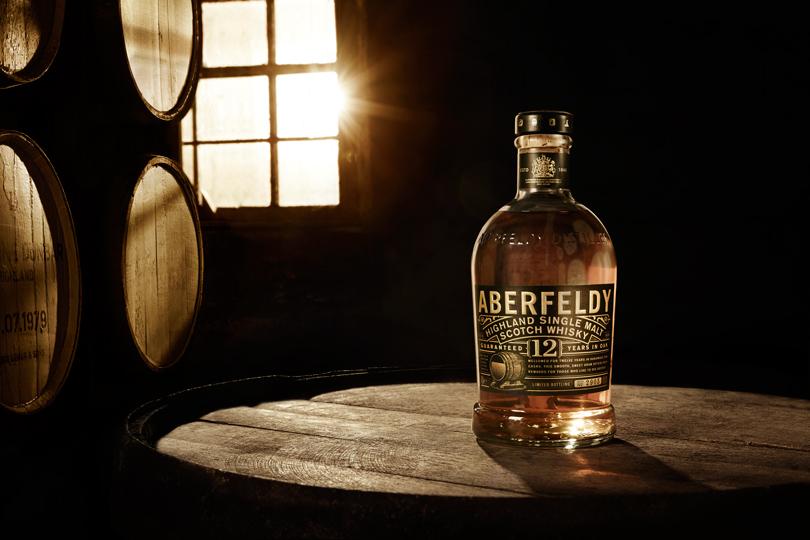 Виски от поставщика королевского двора Великобритании Aberfeldy