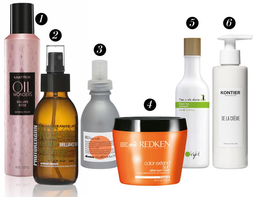 Health & Beauty: как правильно загорать на пляже? Защищайте отультрафиолета волосы