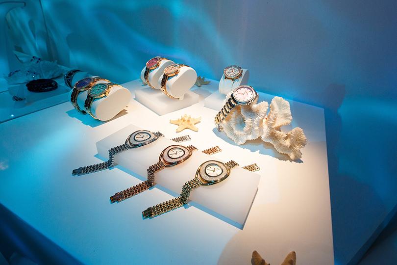 Коллекция Sea Of Sparkle от Swarovski