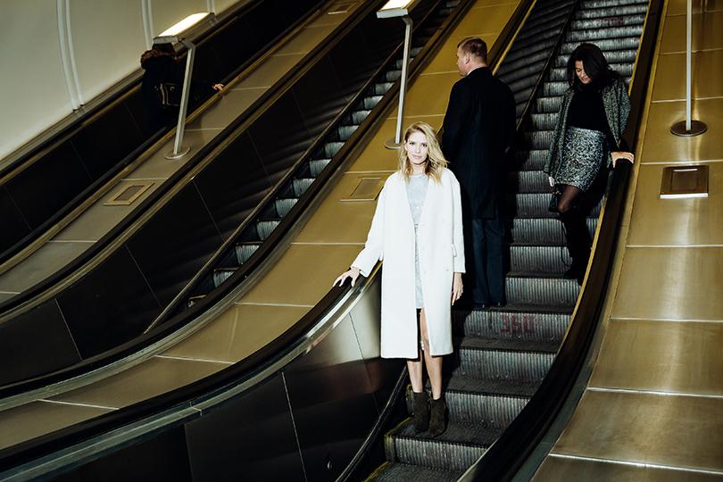 Style Notes: показ Alexander Terekhov SS 2017, или Зачем вся светская Москва спустилась в метро. Елена Перминова