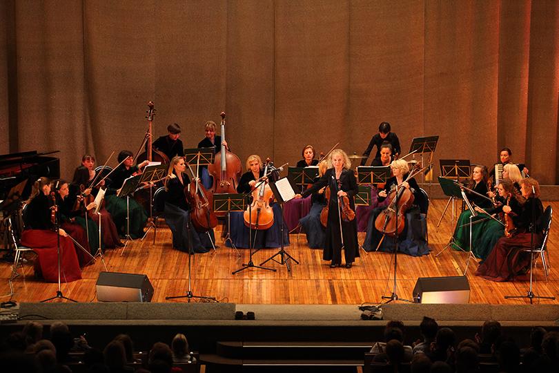 8 Марта: спектакли, выставки, мюзиклы и даже лекции.  «Вивальди-оркестр» вКонсерватории