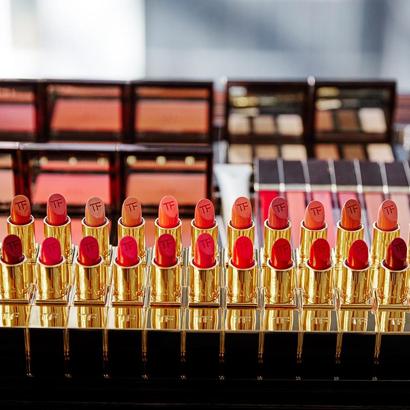 БьютиШопинг: минималистический макияж от Tom Ford на Неделе моды в Нью-Йорке