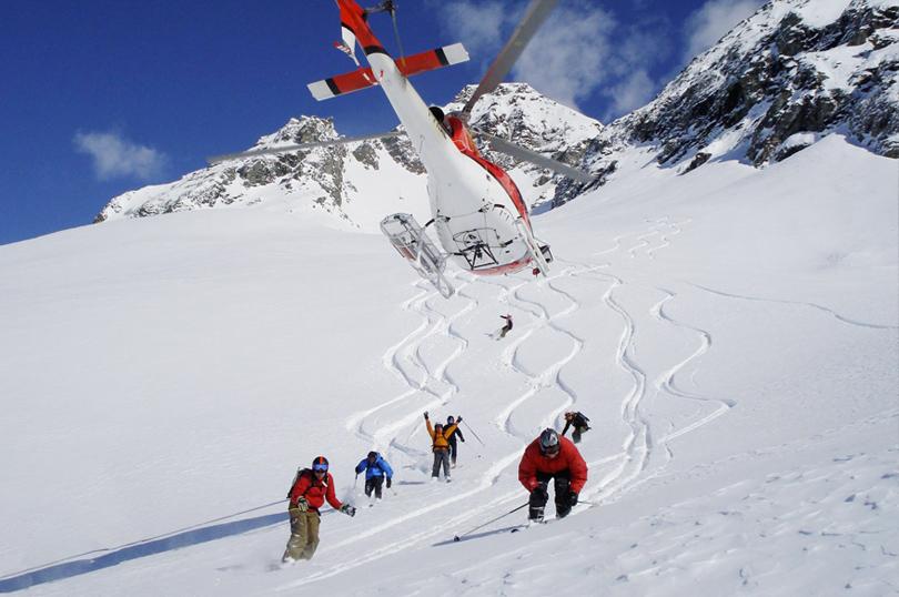 Где кататься на горных лыжах в мае: Брёй-Червиния, Италия