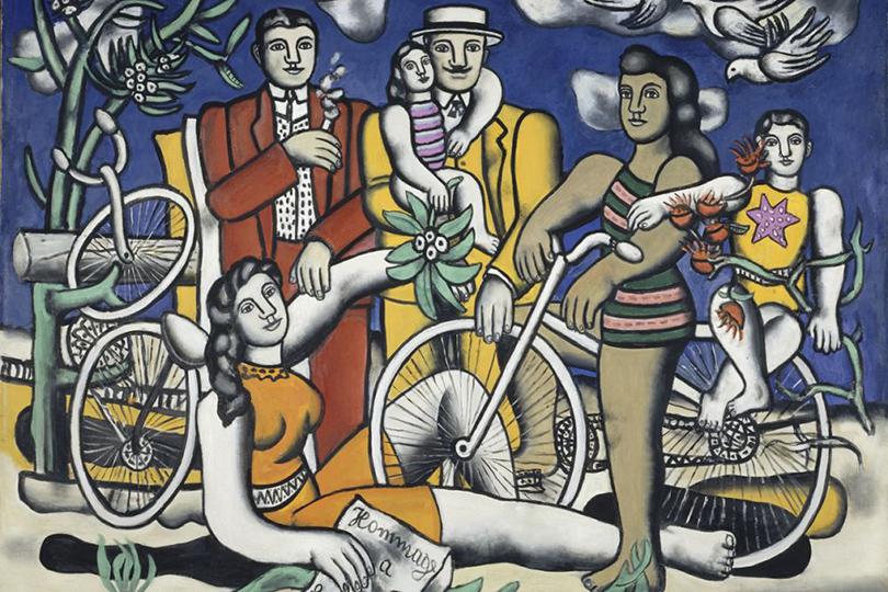Лучшие выставки мая вмире: «Фернан Леже. Красота повсюду»  Центр Помпиду-Мец, Мец, Франция  20мая— 30октября