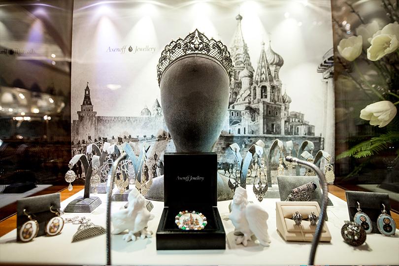Презентация пасхальной коллекции ювелирных украшений Axenoff Jewellery
