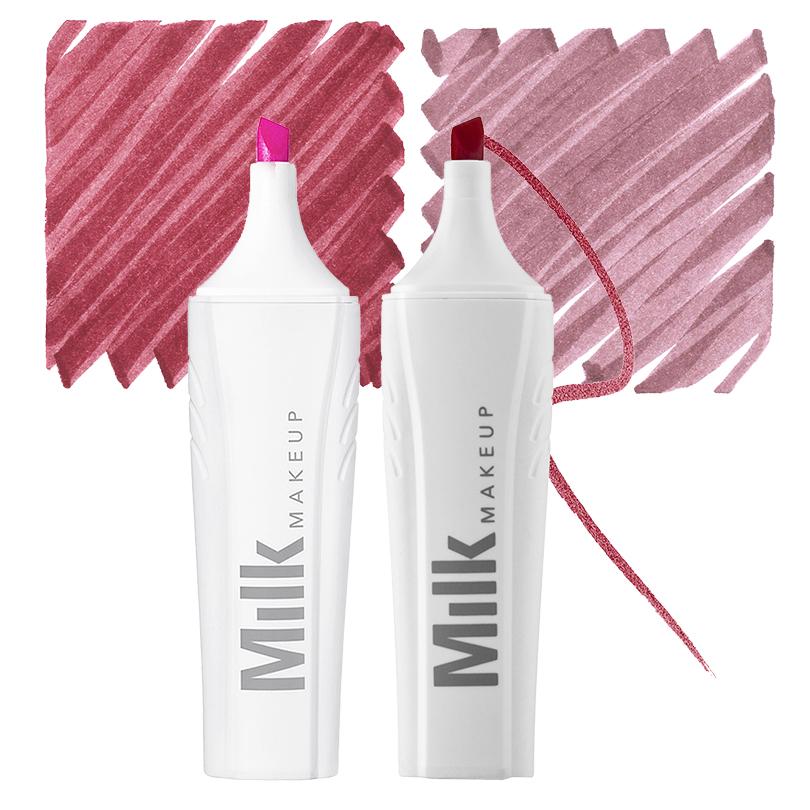 Beauty Shopping: 9 революционных бьюти-новинок, которые стоит привезти из отпуска. Milk Makeup Lip Marker