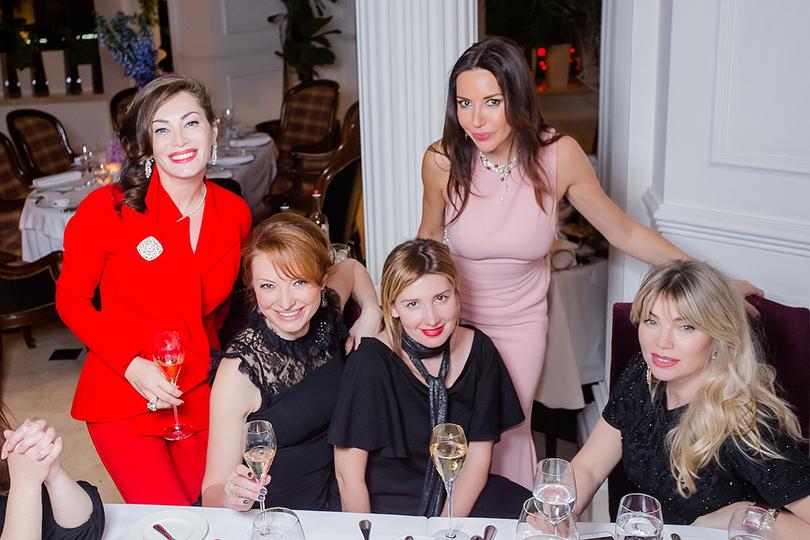 Светская хроника: ужин в честь открытия Rubeus Milano в России