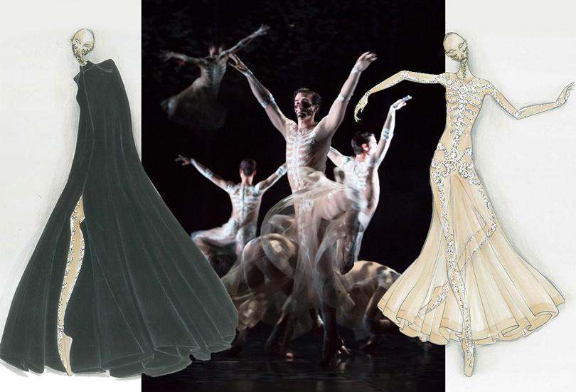 Givenchy для Paris Opera Ballet