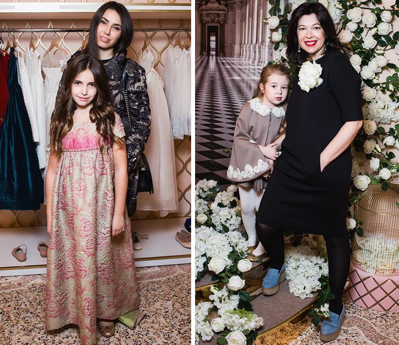 Наталья Укупник с дочерью