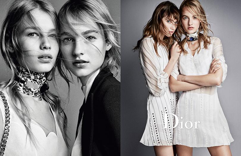 Лучшие рекламные кампании сезона весна-лето 2016: Dior
