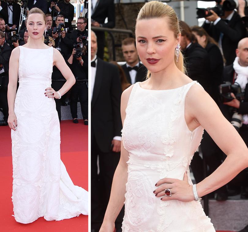 Cannes 2016: самые яркие звездные образы на церемонии открытия кинофестиваля. Мелисса Джордж