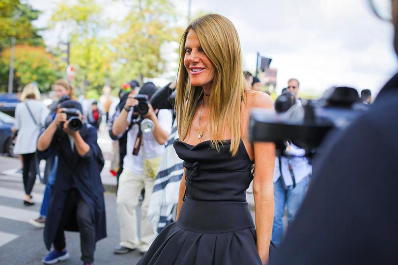 Style Notes: интерпретации Фиби Фило — показ Céline в Париже. Анна делло Руссо перед показом