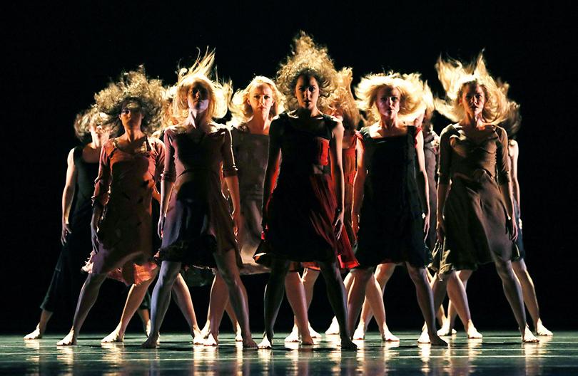 Балет: гид пофестивалю современной хореографии «Context. Диана Вишнёва». Компания Introdans, Cantata