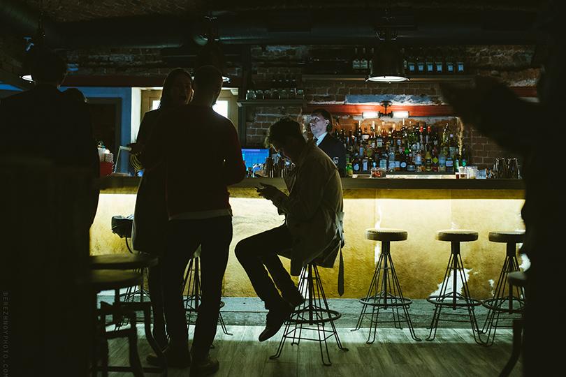 «Духless Bar»: интерьер