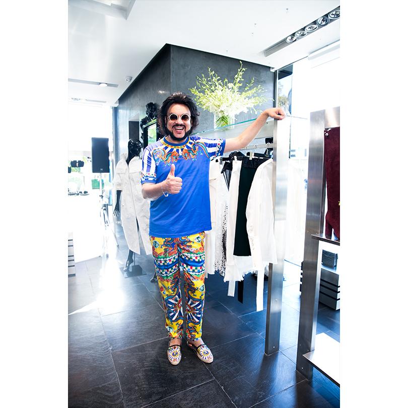 Edem Couture в Сочи: Филипп Киркоров