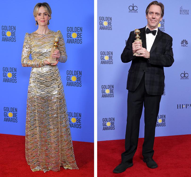 КиноТеатр: «Ла-Ла Лэнд» идругие победители «Золотого глобуса». Сара Полсон, Хью Лори