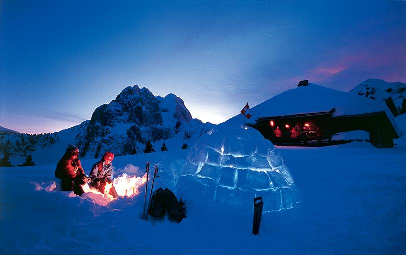 Идея на каникулы: пять причин посетить швейцарский Гштад