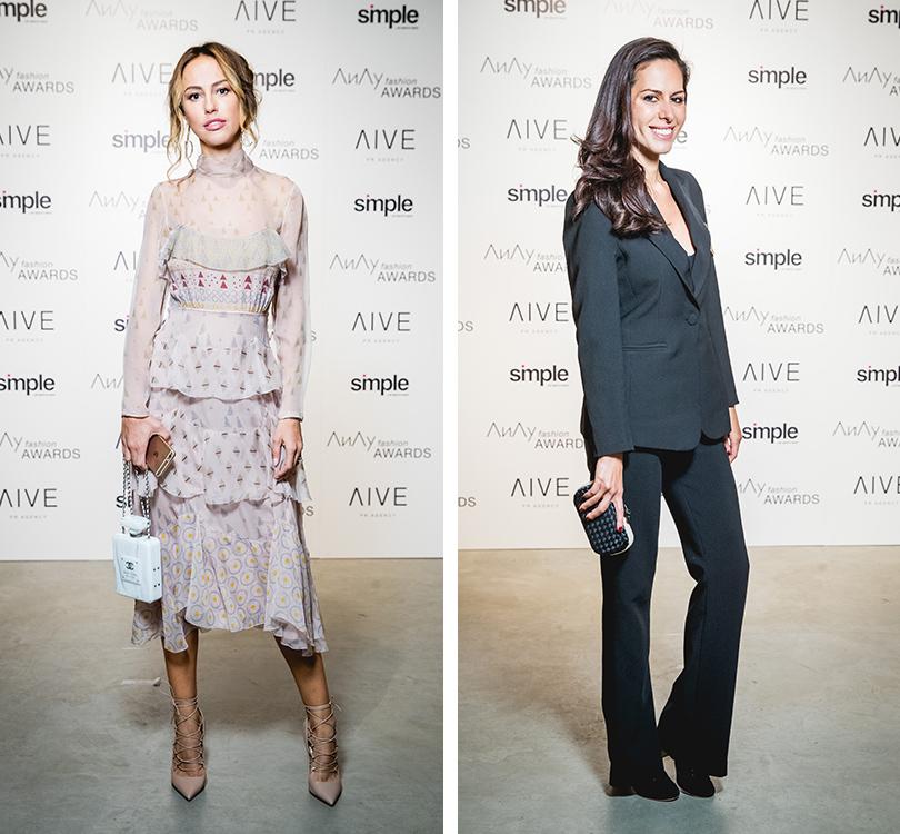 Светская хроника: гости ежегодной премии вобласти моды «Ли-Лу Fashion Awards». Милана Королева. Сабина Ахмедова
