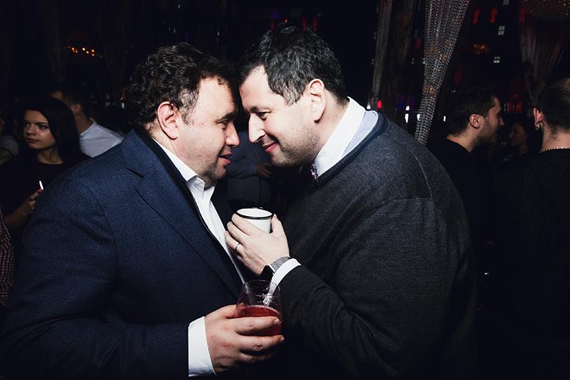 Александр Раппопорт и Ян Яновский