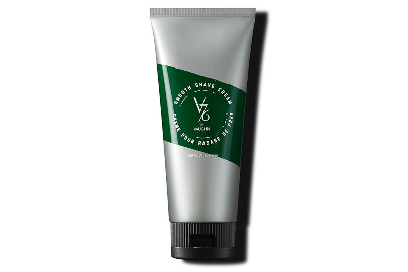 10средств, которые пригодятся мужчине. Смягчающий крем для бритья Smooth Shave Cream, V76 byVaughn