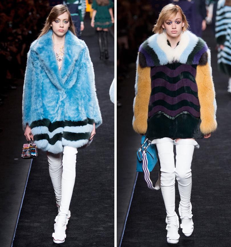 Ключевые показы первых дней Недели моды в Милане: Fendi