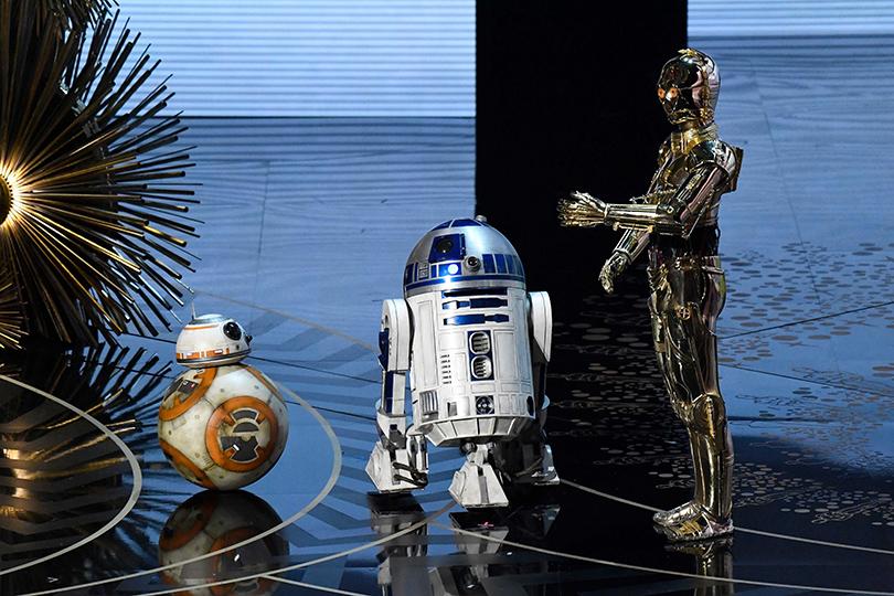 Oscars Special 2016: Ну, эти ребята впредставлении ненуждаются, надеюсь