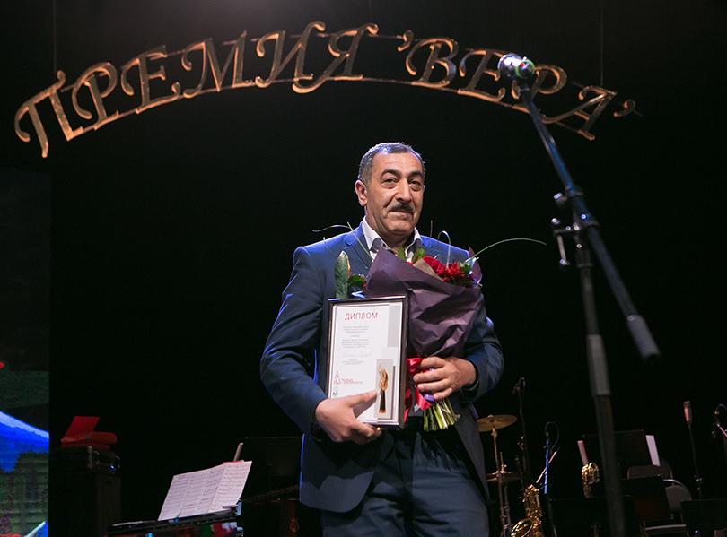 В Москве вручили премии в области изобразительного искусства «Вера»