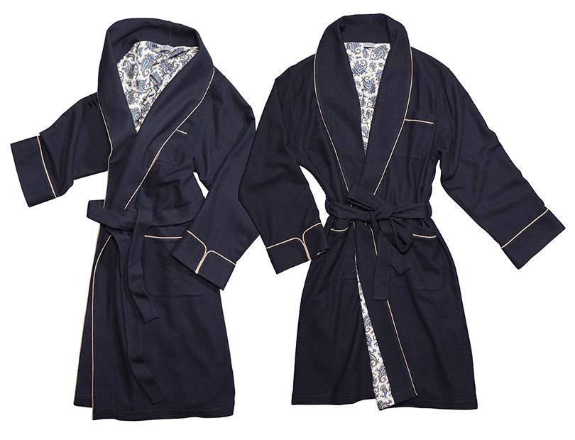 Высококачественное белье и халаты от швейцарского бренда Zimmerli
