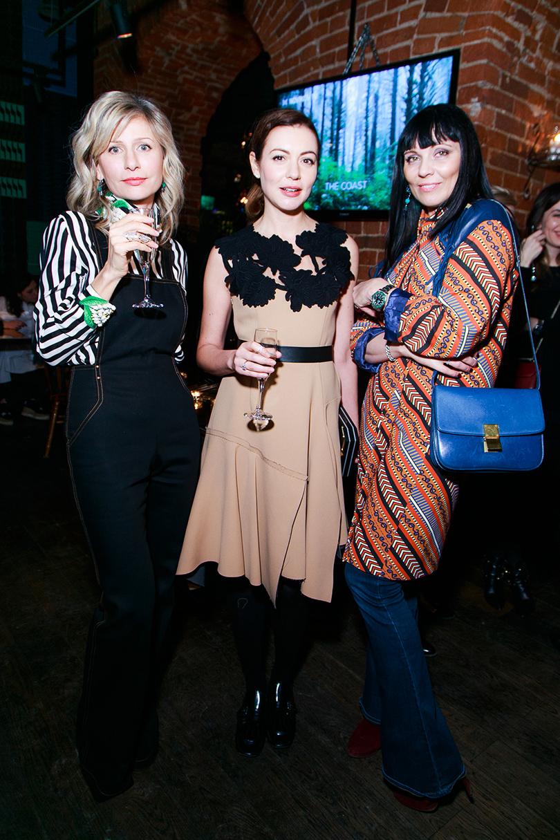 Карина Варивода, Татьяна Геворкян, Лидия Александрова