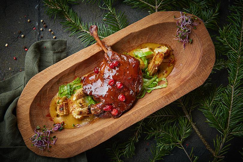 Новый ресторан: открытие Spices вКамергерском переулке