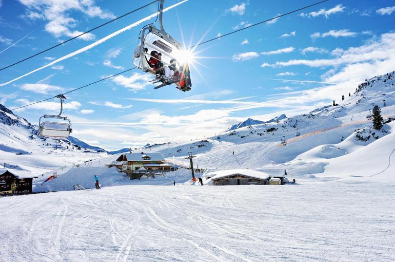Где кататься на горных лыжах в мае: Ливиньо, Италия