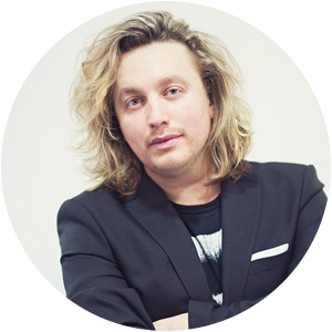 Леонид Романов, творческий партнер L'Oréal Professionnel