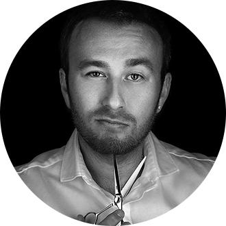 Вадим Носиков, арт-директор Jean Louis David ГУМ
