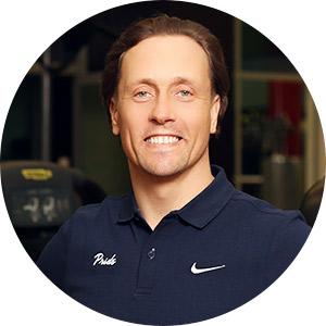 Михаил Жидков— фитнес-директор закрытого семейного загородного клуба Pride Wellness Clu