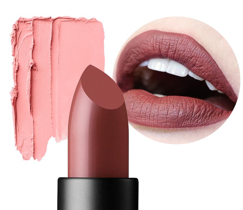 Total Beauty: матовые губы— тренд сезона весна-лето 2016