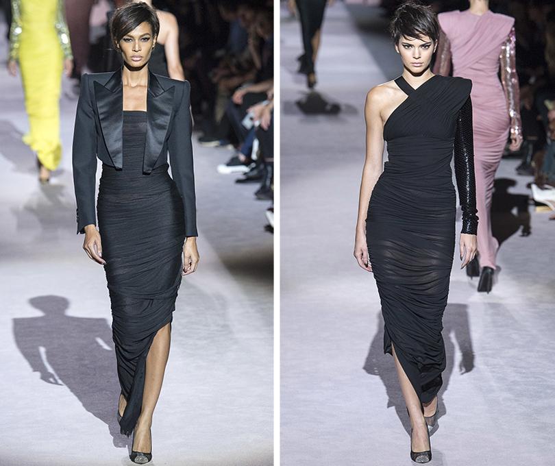 Tom Ford на Неделе моды в Нью-Йорке
