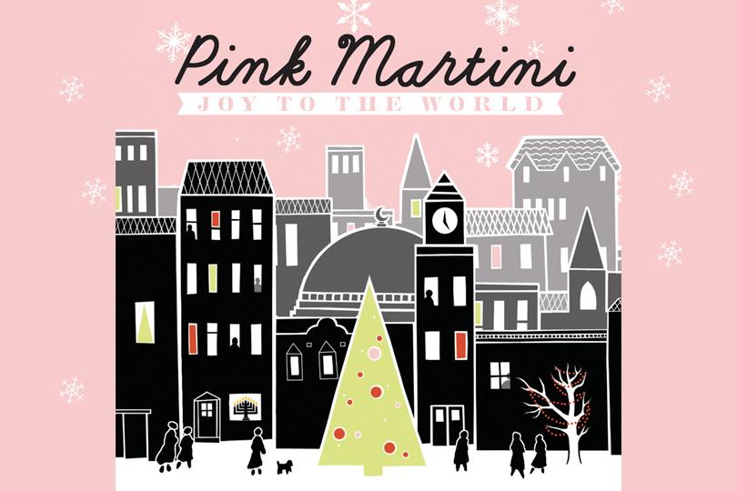 Pink Martini— Joy tothe World (Heinz, 2010)