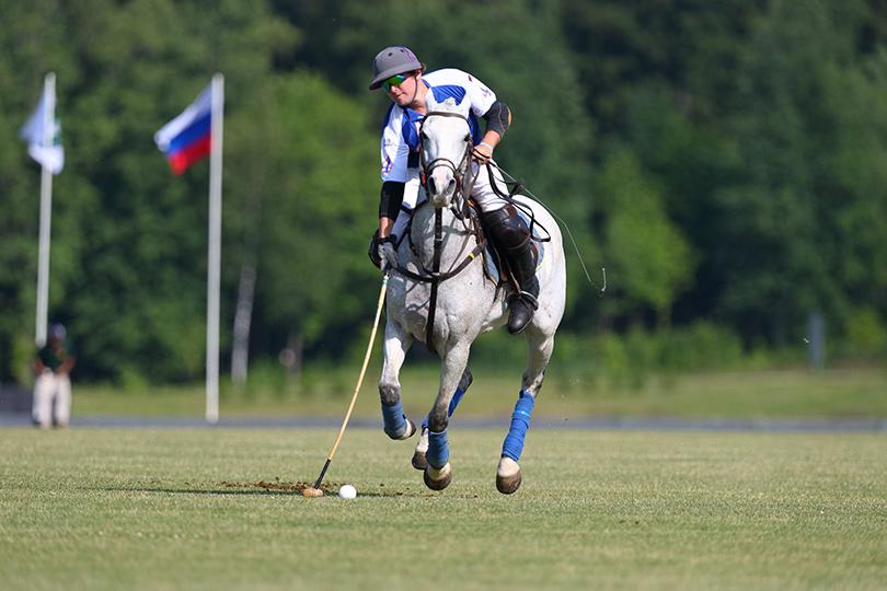 Sport & Lifestyle: итоги XI Открытого чемпионата России по конному поло. Эстебан Панело