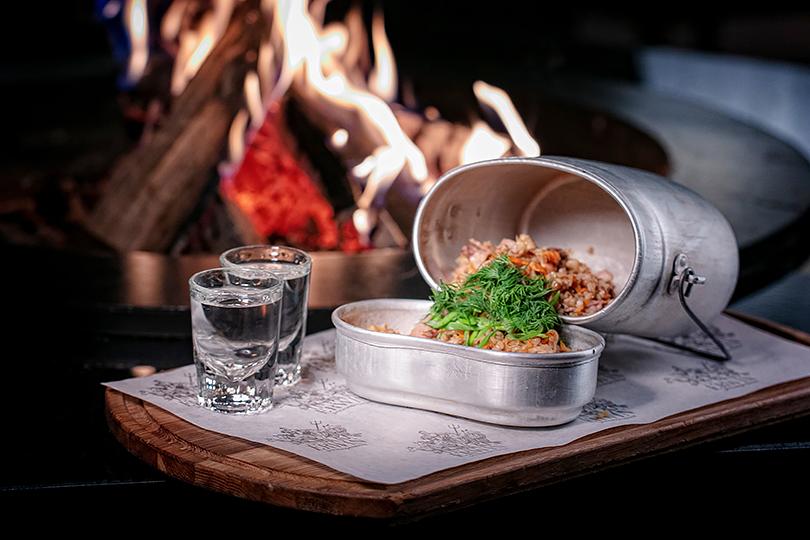 Как в ресторанах Москвы готовятся отмечать 23 февраля. «ERWIN.РекаМореОкеан» и«ERWIN.Река»