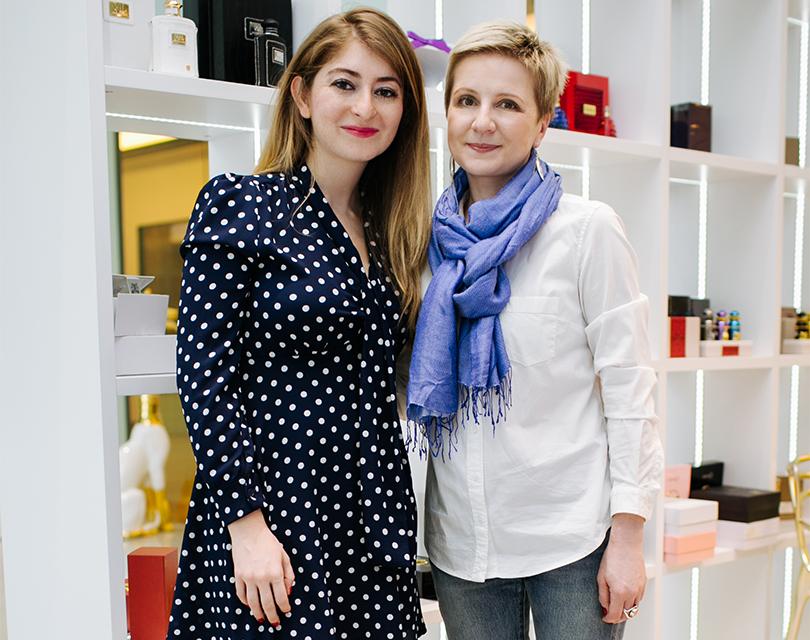 Амели Джаббан и Анастасия Зарипова