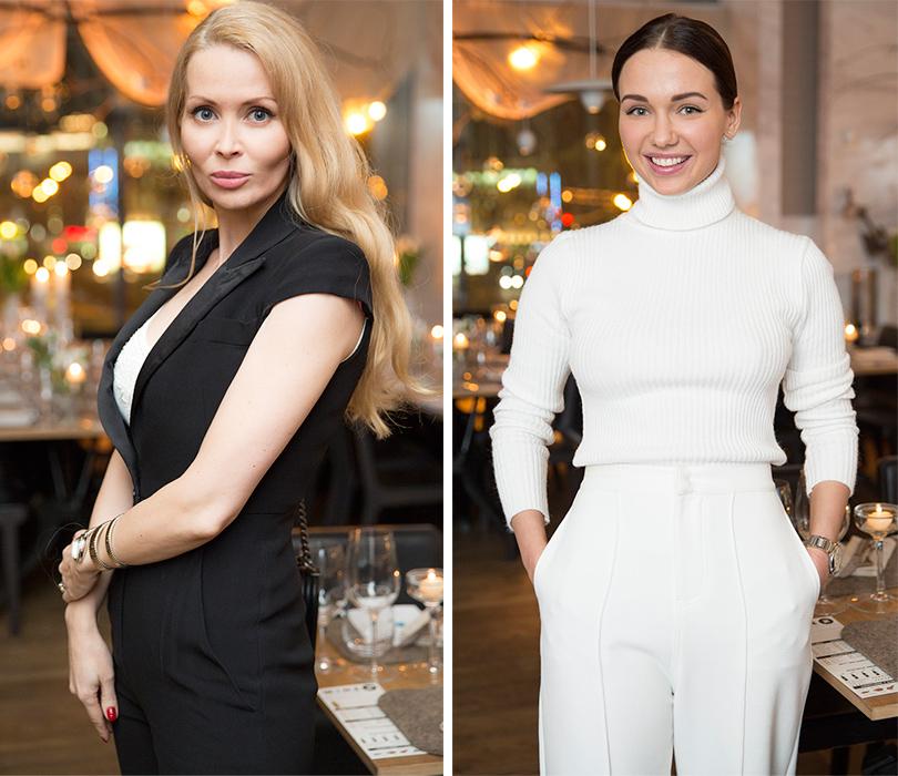 Елена Замятина (rusbeautynews.ru), Влада Покровская (Posta-Magazine)