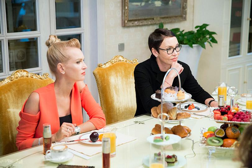 Актриса Олеся Судзиловская, бизнесвумен и путешественница со стажем Татьяна Шевченко
