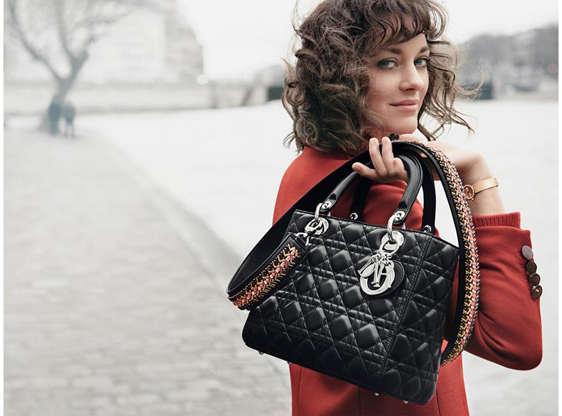 Style Notes: империя роскоши. 70лет Дому Dior. Марион Котийяр