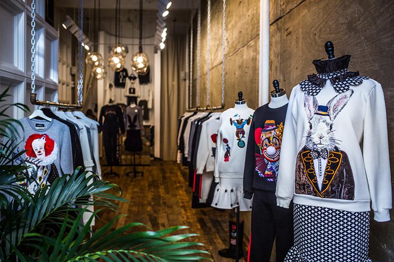 Фотохроника соткрытия бутика «Катя Добрякова» вНью-Йорке